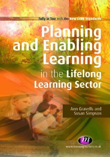 Planning and enabling learning in the lifelong learning sector planning and enabling learning in the lifelong learning sector further education and skills by fandeluxe Choice Image