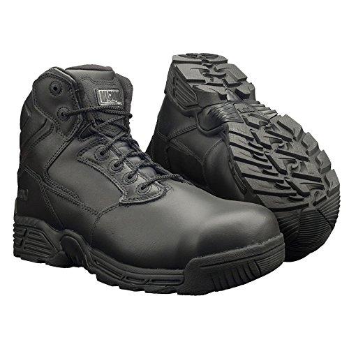 Hi-Tec-Stealth Force 6.0Leather CT CP Chaussures de sécurité S3 Schwarz