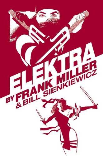 ELEKTRA BY FRANK MILLER OMNIBUS HC