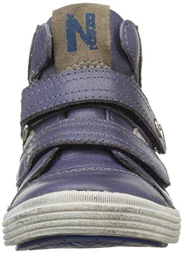 Noël Realy, Baskets Hautes Garçon Bleu (1 Bleu)