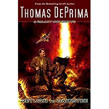 Return to Dakistee (A Galaxy Unknown Book 8)