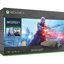 Microsoft Xbox One X 1TB, zwart - The Division 2 Bundle