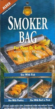Savu Smoker Bag Alder Wood Chips