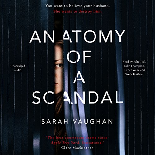 Anatomy of a Scandal (Teal Feather)