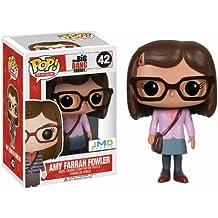 Big Bang Theory Amy Rosa Jumper Pop. Figura 9cm Exclusive