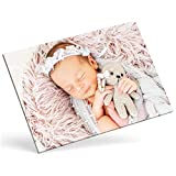 Photo Canvas Your Image | Personalised Family Picture Photo Print Wall Art | Framed Canvas Prints from Photos | Customise Your Photo for Perfect Family Picture for Living Room Kitchen Ready to Hang