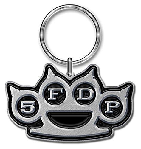 Five Finger Death Punch Standard Keychain: Knuckle