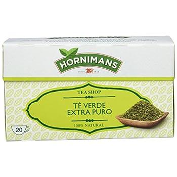 Hornimans T Verde Bolsitas...