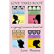 Love Takes Root: A Regency Romance Boxed Set