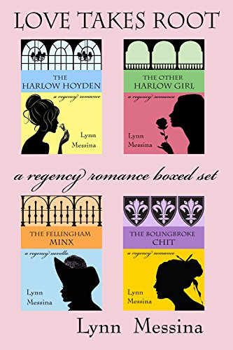 Love Takes Root: A Regency Romance Boxed Set (English Edition)