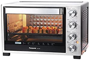 Panasonic NB-H3200S 32-Litre Oven Toaster Grill (Silver)
