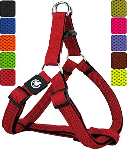 DDOXX Arnés Perro Step-In Air Mesh