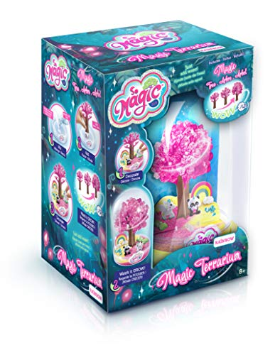 SO MAGIC- Jardin MAGICO Grande Juguete, Color Verde (Canal Toys 16)