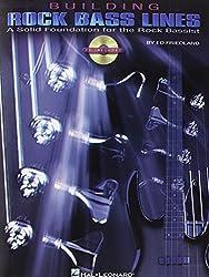 Building Rock Bass Lines (book & CD)