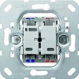 Gira 012200 Tastschalter Aus 2 pol Kontroll Einsatz