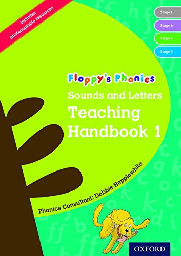 Oxford Reading Tree Floppy's Phonic Sound& Lett Handbook 1-3