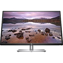 "HP 32s - Monitor de 32"" FHD (IPS con retroiluminación LED, 250 CD/m², 5 ms Gris a Gris, 1200:1, 178°, VGA, HDMI), Plata"