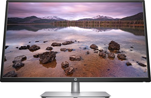 HP 32S Monitor, 32', 5ms, Full HD (1920x1080), IPS Retroilluminato a LED, Nero