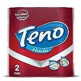 Teno Unisex ha5010637Küchenrollenhalter 2lagig–Lot de 4