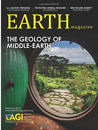 EARTH Magazine: February 2015