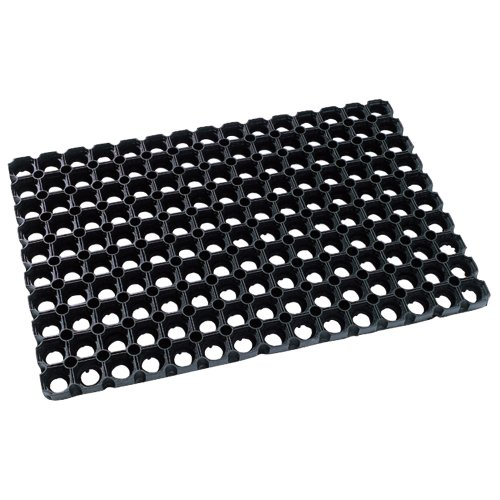 Siena Home 735336 Gummimatte Domino, 40 x 60 cm, 17 mm