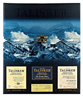 Talisker Triple Pack 600ml from Talisker Distillery (Diageo)
