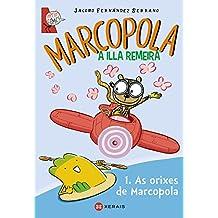 Marcopola 1. As orixes de Marcopola (Infantil E Xuvenil - Merlín - Cómics)