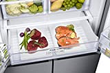 Samsung 594 L Inverter Frost-Free Side-by-Side Refrigerator (RF50K5910B1/TL, Black Doi)