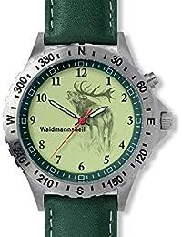 Greiner reloj 'Waidmannsheil' 1209-T