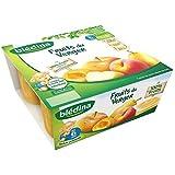 Blédina fruits du verger coupelles 4 x 100g des 6 mois - ( Prix Unitaire ) - Envoi Rapide Et Soignée