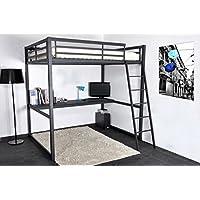 suchergebnis auf f r hochbett 140x200. Black Bedroom Furniture Sets. Home Design Ideas