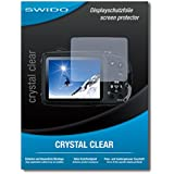 "2 x SWIDO® protecteur d'écran Fujifilm Finepix XP120 film protecteur feuille ""CrystalClear"" invisible"