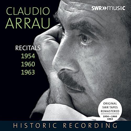 Récitals. 1954 - 1960 - 1963