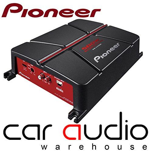 Pioneer GM-A3702 Amplificador digital
