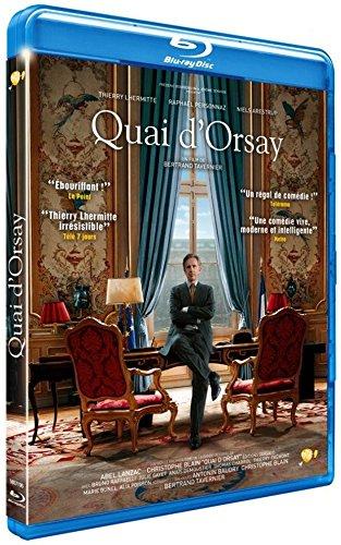Bild von Quai d'Orsay [Blu-ray] [FR Import]