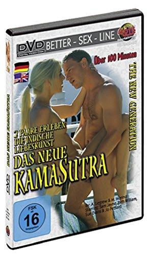 Preisvergleich Produktbild Das neue KamaSutra - Der Erotik-Weltklassiker mit Sex-Tipps für neue sexuelle Highlights! DVD Ca. 100 Minuten.