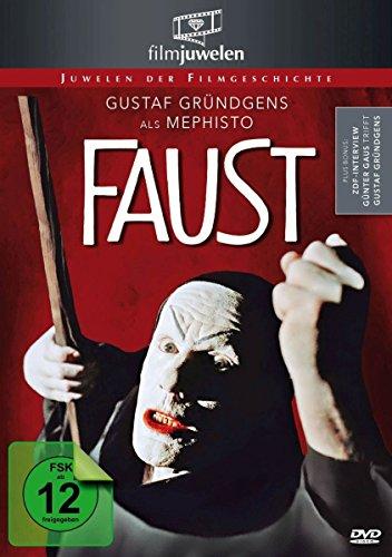 Bild von Faust (plus Bonus: ZDF-Interview mit Gustaf Gründgens) - Filmjuwelen (DVD)