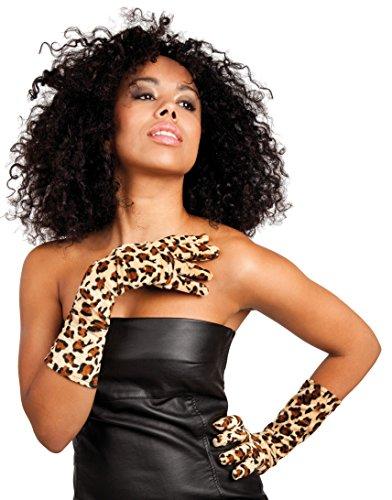 Boland 03121 - Handschuhe Cheetah, Einheitsgröße, mehrfarbig