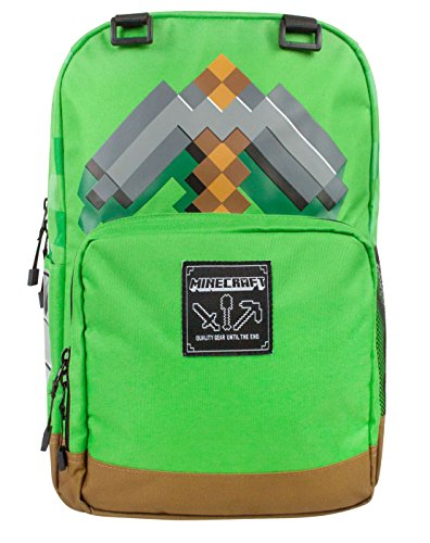 *Minecraft Pickaxe Adventure Backpack Achat