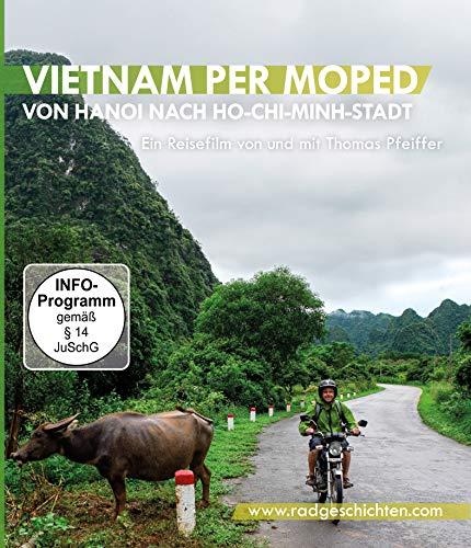 Preisvergleich Produktbild Vietnam Per Moped Ein Reisefilm von und mit Thomas Pfeiffer (Blu-ray)