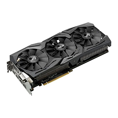 Asus ROG Strix GeForce GTX1060-6G Gaming Grafikkarte (Nvidia - 2