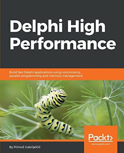 Delphi High Performance por Primož Gabrijelčič