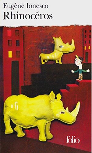 Rhinocéros par Eugene Ionesco