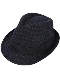 Melón Sombrero Hombre Mujer Cálido Sombrero de Fieltro Lana Moda Jazz  Sombrero Transpirable Plegable Sombrero Patrón 1e80392ff42