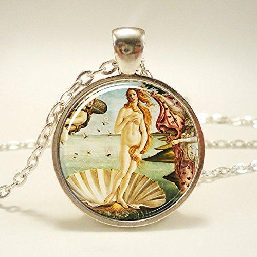 Halskette, Art Anhänger, römischen Göttin Schmuck ()