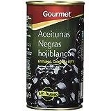 Gourmet Extra Aceitunas Negras sin Hueso - 150 g