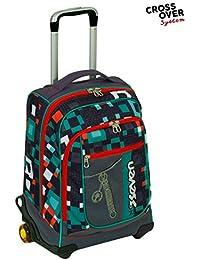 Preisvergleich für Wheeled Backpack Seven Maxi Round Bundle Boy