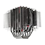 Thermalright 100700417 Silver Arrow ITX-R, High End CPU-Kühler Für Intel Und AMD CPUs, 6x 6 mm Heatpipes, TY 129 PWM-Lüfter (300 - 1.300 U/Min, 21 - 33 dBA, 21,9 - 94,8 m³/h)