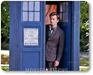 Doctor Who Neoprene Mouse Mat / Mouse Pad (Design 2)