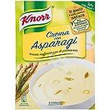 Knorr - Crema Con Asparagi, Tenera Raffinatezza Di Primavera, 3 Porzioni  - 100 G